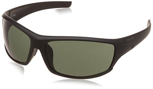 Fastrack UV protected Sport Men's Sunglasses (P223GR1|66 millimeters|Green)