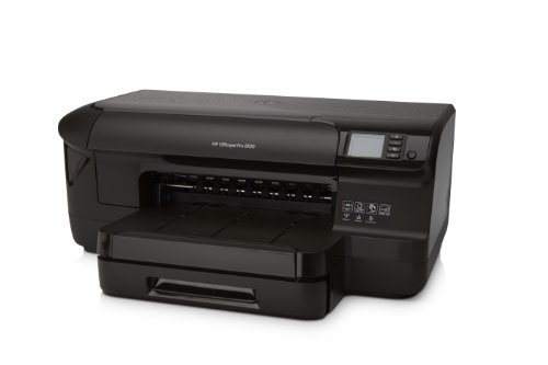 HP Officejet Pro 8100 Tintenstrahldrucker - 6