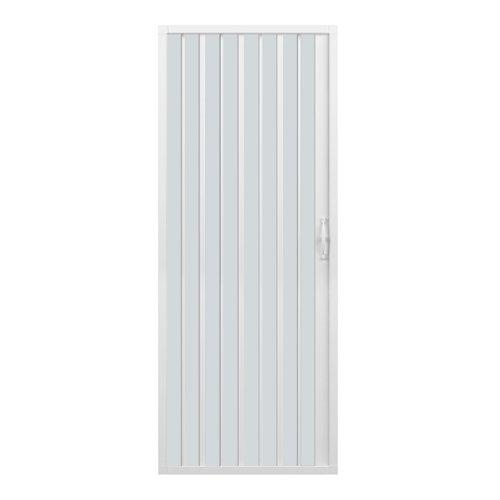 Puerta plegable para ducha, 100 cm x H 185 cm