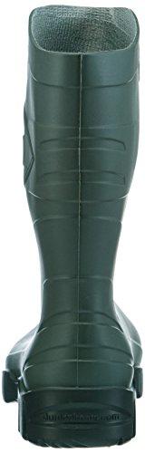 Dunlop - K580011 Pvc Kuitlaars, Stivali Unisex – Adulto Verde (groen)