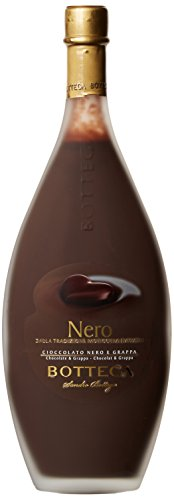 Bottega cioc colato Nero Cacao con de licor grappa (1x 0.5l)