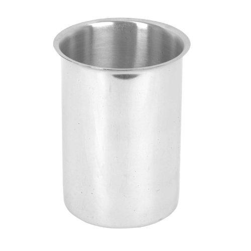 Excellant Edelstahl Bain Marie Topf, Stahl, Silber, 2 quarts Bain Marie Container