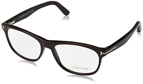 Tom Ford Herren Brille FT5431 048 55 Brillengestelle, Braun,