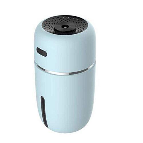 Multifunktions-Luftreiniger: USB Luftbüro Luftreinigung stumm Luftbefeuchtung keine Strahlung warm warmes Licht (4 Farben),B