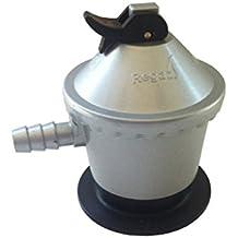 Grifo regulador de gas con presión de salida 28 (gr/cm^2)