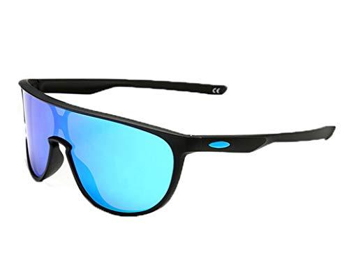 Daesar Sonnenbrille Arbeitsbrille fAnti Glanz Blau Motorrad Brille Nacht