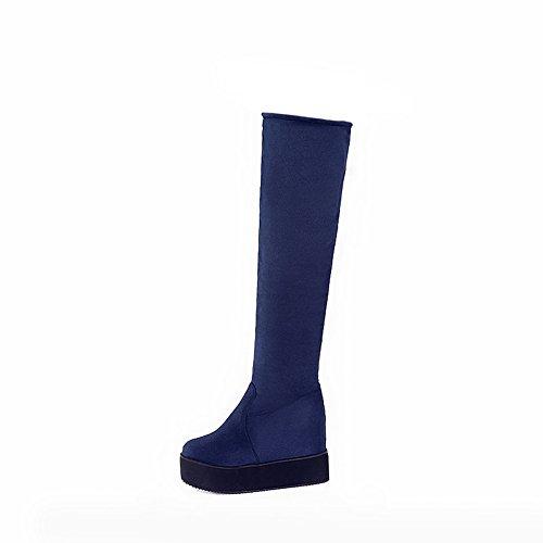 1TO9 - Stivali chukka donna Blue