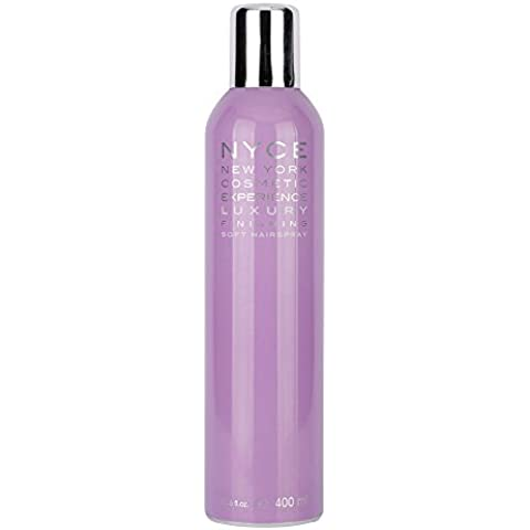 Nyce - Spray Per Capelli Luxury Finishing Soft - Linea Luxury Styling - 400ml