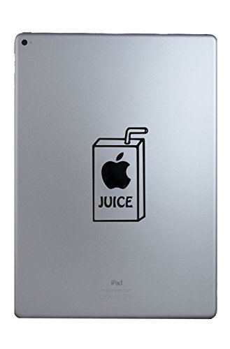 Apple Juice Apfelsaft Saft Apple iPad Pro Air Mini Tablet Smartphone Handy Aufkleber Skin Decal Sticker Vinyl iPad Air / Air 2