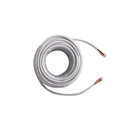 TMEZON 15M RVV4 Cable 4 hilos videoportero Timbre