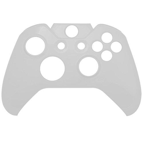 Gam3Gear Frontdeckel nach oben Shell Fall Faceplate für die Xbox One-Controller Crystal Clear Crystal Faceplates