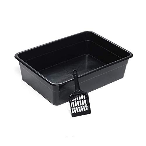 CUTEPET Pet Piccolo Bagno, Piazza Potty Trainer Angolo Litter Bedding Box Pan Pet for Piccoli Animali