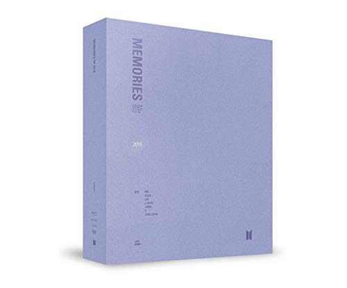 BTS 'Memories of 2018' 4 DVD Discs+Ring Binder Cover+226p PhotoBook+1p Paper Frame&Postcard+7p Clear Photo Index+1p Sticker+1p PhotoCard+Extra Message PhotoCard Set+Tracking Kpop Sealed -