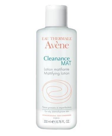 AVENE CLEANANCE MAT MATTIFYING TONER Purifies tightens pores / CLEANANCE MAT GESICHTSPFLEGE TONER Purifies strafft Poren 200 ml Made in Frankreich