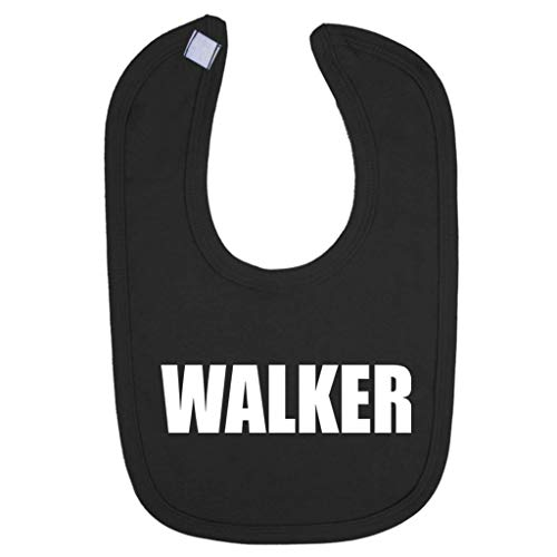 Walker Walking Dead Baby And Toddler Bib (The Walking Dead Maggie Kostüm)