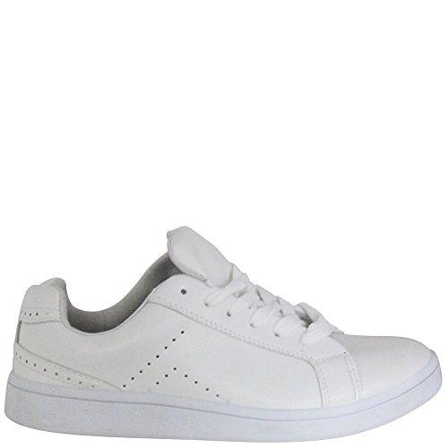 Muse, Sneaker donna Blu blu 38 Bianco