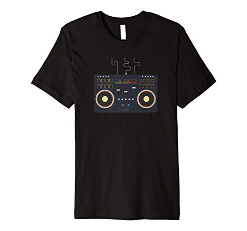 DJ Mixer Shirt