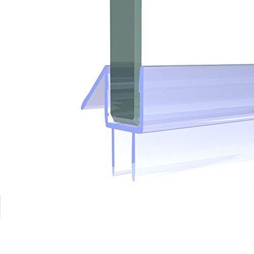 Duschdichtung 200 cm - für 8 mm Glas- Wasserabweiser Ersatzdichtung Duschprofil Duschtürdichtung Lippe. In unserem Shop finden Sie alle gängigen Formen für 6-10mm Glas