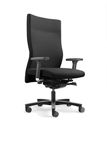 Löffler Panamero 8850 Bürostuhl ergo Schwerlaststuhl 3D-Sitztechnologie ErgoTop