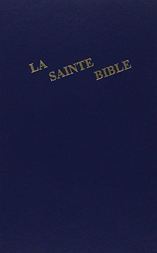 Bible Ostervald Broche Rigide