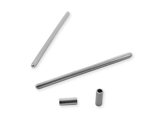 Casio Stifte und Hülsen Ersatzteile Set Edelstahl für Diverse Modelle