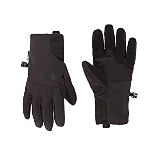 THE NORTH FACE Men's Apex Etip Gloves, Black, X-Large