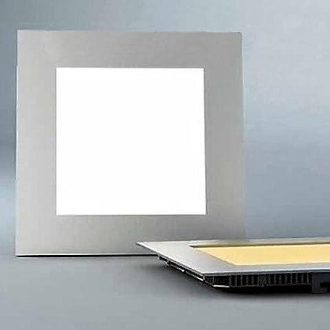 ZHY Pannello LED Luce, 90 luminosa e moderna piazza ultrasottile
