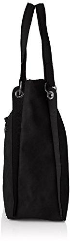 Tamaris - Giusy Shoulder Bag, Borse a spalla Donna Nero (Black Comb.)