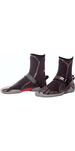 BILLABONG 2016 Furnace 3mm Split Toe Boot Black U4BT03