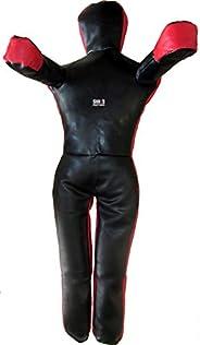 Shihan Grappling Dummy Rexion Punch/Kick Bag 1.5m Grappling Dummy Kickboxing (Sold Un-Filled) Tough Durable