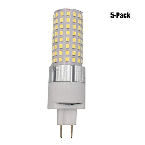 Hplights 5er Pack G8 LED Lampe, 20W LED Birnen Ersatz für 150W Halogenlampen, 12V AC/DC, 3000-6000K, 360Grad, G8 LED Leuchtmittel [Energieklasse A+],A - 150w 150w Halogenlampe