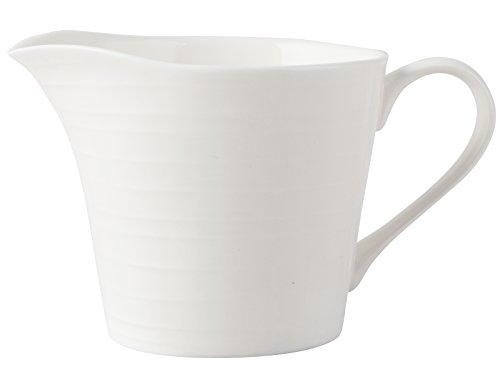 mikasa-ciara-fluted-milk-jug-creamer-bone-china-white