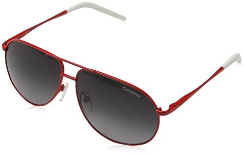 Carrera Unisex - Kinder CHILD CARRERINO 11 Aviator Sonnenbrille, Gr. One Size, Rot