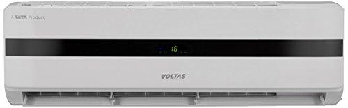 Voltas 1.4 Ton 5 Star Split AC (Aluminium, SAC 175 IY, White/Black)