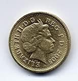 DOUBLE SIDED £1 COIN / DOUBLE HEADED ONE POUND COIN / HEADS ON BOTH SIDES