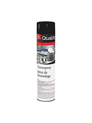 TGQ Trennspray Dose Trennfett Backtrennmittel Grillspray 600ml