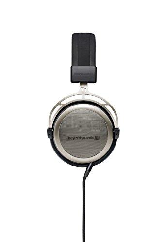 beyerdynamic T 1 (2. Generation) Over-Ear-Stereo Kopfhörer. Halboffene Bauweise, steckbares Kabel, High-End - 2