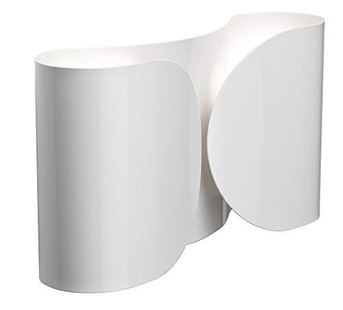 FLOS - Lampada da parete Foglio, bianco