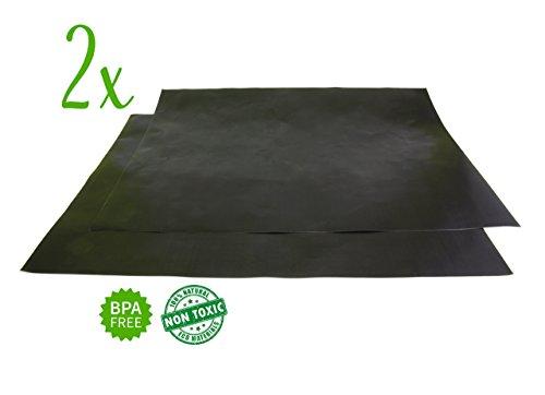 Grillmatte Für Gasgrill : Grillmatte backmatte teflon antihaft set aus cm