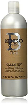 BED HEAD by TIGI for Men Clean Up Daily Shampoo Tween 750 ml