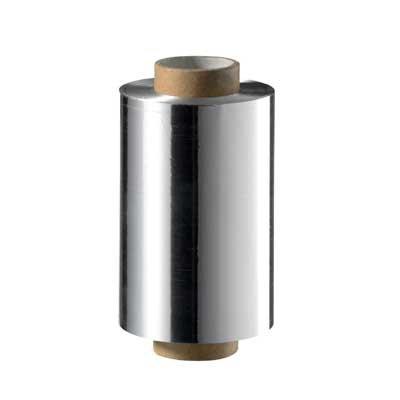Check Up feuille d'aluminium Argent, 250 m feuille d'aluminium Argent – 250 m/12 cm de large