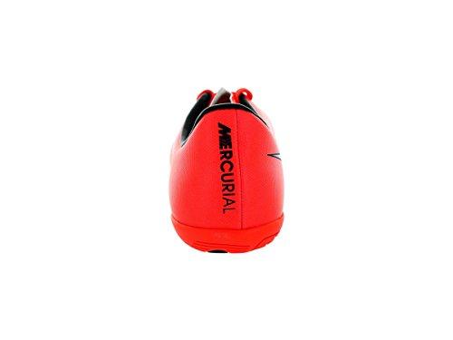 Nike  Jr. Mercurial Victory V IC, Chaussures de football pour compétition mixte enfant Rouge - Rouge