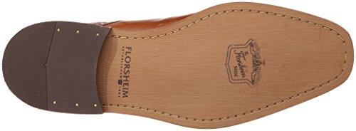 Florsheim Castellano CPOX Cuir Oxford Saddle Tan