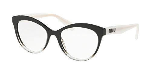 Miu Miu Brillen VMU 04R BLACK Damenbrillen