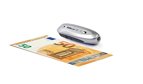 Safescan 35 Portabler Geldscheinprüfer