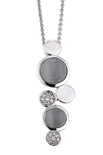 Viventy Silber Damencollier 780782