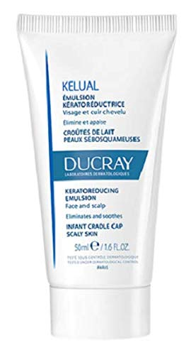 Ducray Kelual Emulsione Crosta lattea del neonato e pelle sebo-squamosa dell'adulto