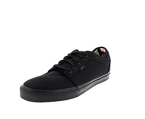VANS Chaussures - CHUKKA LOW - aloha black twill, Taille:50