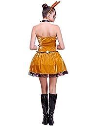 Amazon.it  cappello renna - Vestiti   Donna  Abbigliamento 26c3617a2ed6