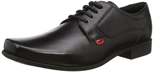 Kickers Men's Vintner Lace Mto Lthr Am Oxfords, Black (Black), 9 UK...